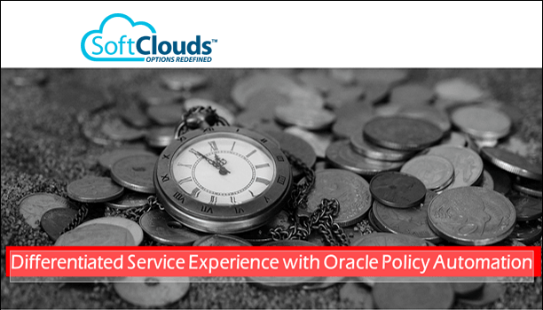 Differentiated Service Experience with Oracle Policy Automation