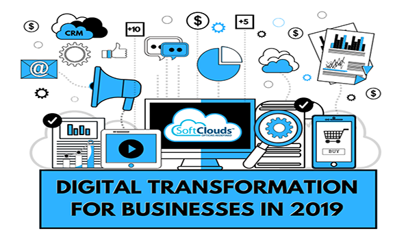 Digital Transformation for businesses in 2019