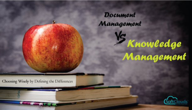 Knowledge Management vs. Document Management