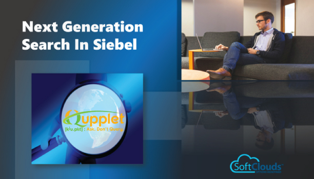 Next Generation Search in Siebel