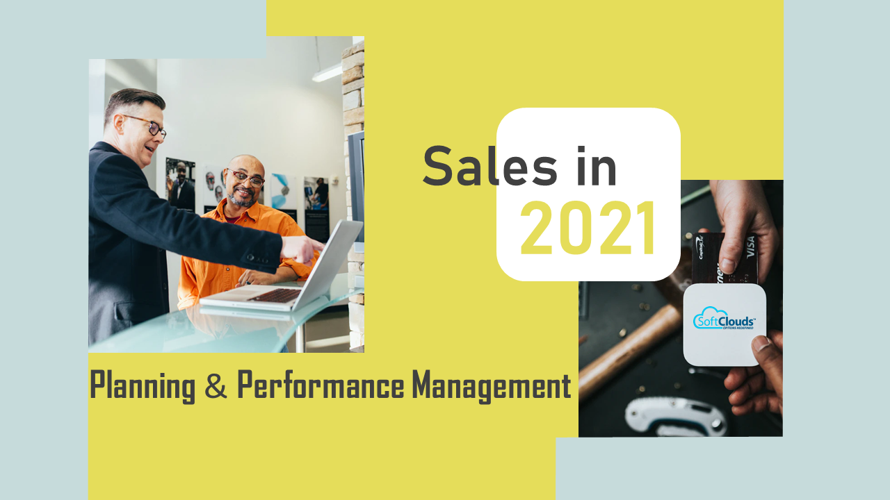 Sales in 2021 – Planning & Performance Management